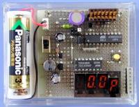 цифровой измеритель ёмкости на микроконтроллере