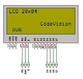 Пример вывода информации на дисплей