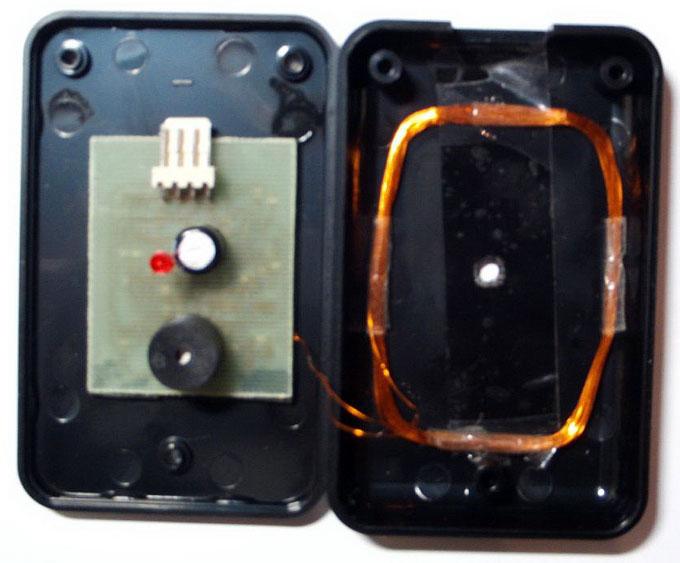 Контроль доступа на RFID-брелках