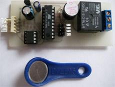 Контроллер доступа DS1990