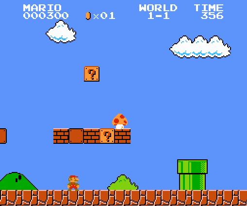 Запуск игры от 8-битной приставки на компьютере