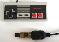 Подключение джойстика от 8-битной приставки Dendy к компьютеру по USB
