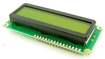 Знакосинтезирующий ЖК-дисплей на контроллере HD44780