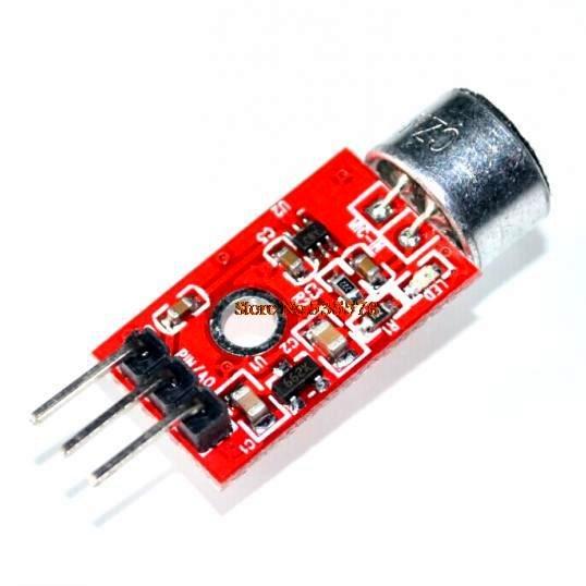 Микрофонный усилитель (готовый модуль)