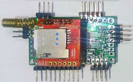 GSM-контроллер на микроконтроллере ATmega32